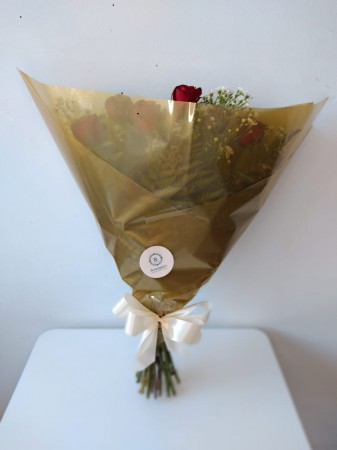 Ramalhete 12 rosas