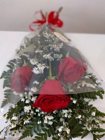 Arranjo 03 rosas