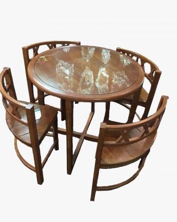 Mesa Ninho c/ 4 cadeiras