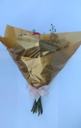 Ramalhete de 6 rosas