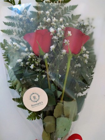 Arranjo 02 rosas