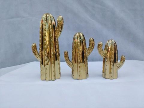 Cacto dourado (trio)