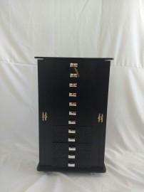 Armário 12 gavetas c/ porta lateral
