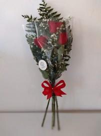 Arranjo 03 rosas importadas